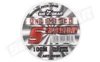 Леска SibBear Super Thread: Unlimited Silver Line